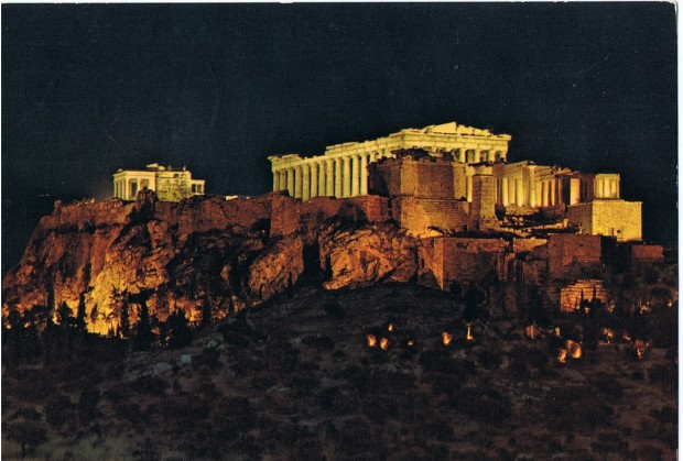 AthenAkropolisNacht1972
